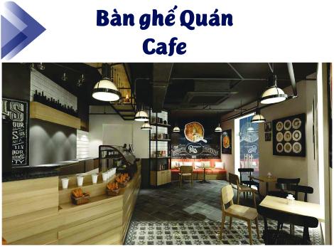 Xưởng sản xuất ghế cafe, bàn ghế cafe chất lượng cao giá rẻ HCM 1