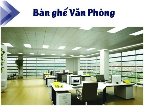 Nội Thất Văn Phòng | Bàn Ghế Văn Phòng | Ghế Văn Phòng HCM 1