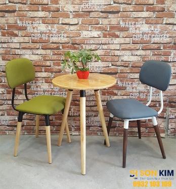 Bàn Ghế Cafe Giá Rẻ Hồ Chí Minh BGC58