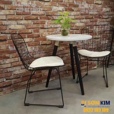 Bàn ghế cà phê BGC59