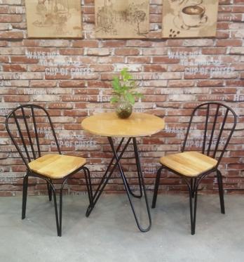 Bàn ghế cà phê BGC66