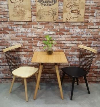 Bàn ghế cà phê BGC68