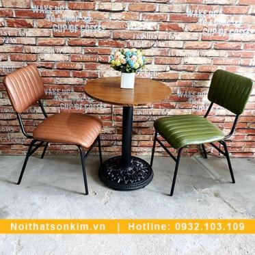 Bàn Ghế Cafe BGC123