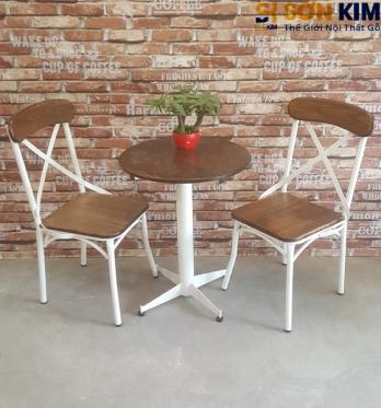Bàn Ghế Cafe BGC47