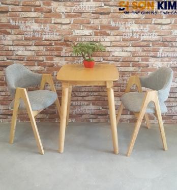 Bàn Ghế Cafe BGC53