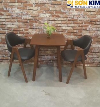 Bàn Ghế Quán Cafe BGC56