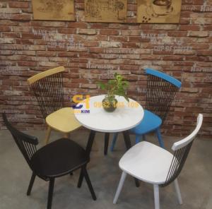 Bàn Ghế Cafe Ngoài Trời Đẹp BGC69