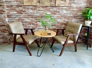 Bàn ghế cafe BGC72