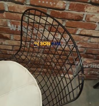 Bàn ghế cafe BGC82