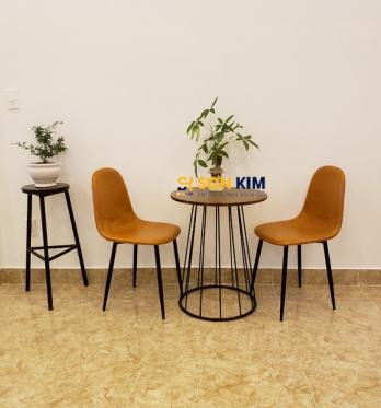 Mẫu bàn ghế cafe BGC92