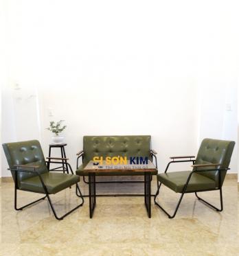 Mẫu bàn ghế cafe BGC93