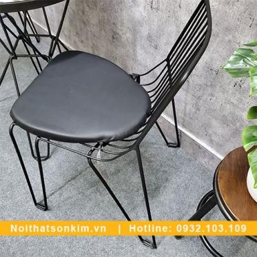Bàn Ghế Cafe Giá Rẻ BGC131