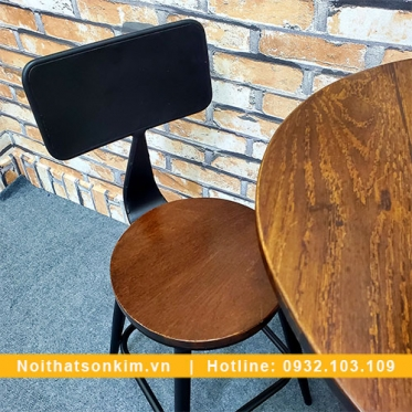 Bàn Ghế Cafe Ngoài Trời BGC125