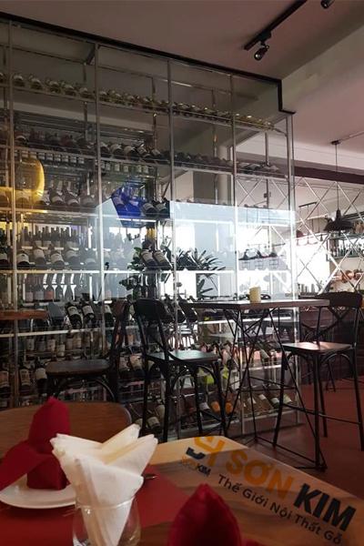 bàn ghế beer club