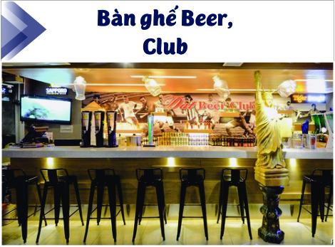 Xưởng Sản Xuất Ghế Beer Club Chất Lượng Cao Giá Rẻ Tại TPHCM 1