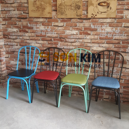 ghế quán cafe gc56