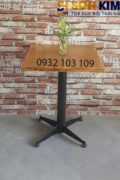 bàn quán cà phê bc02