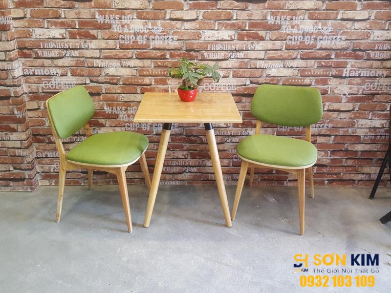 bàn ghế cà phê BGC64