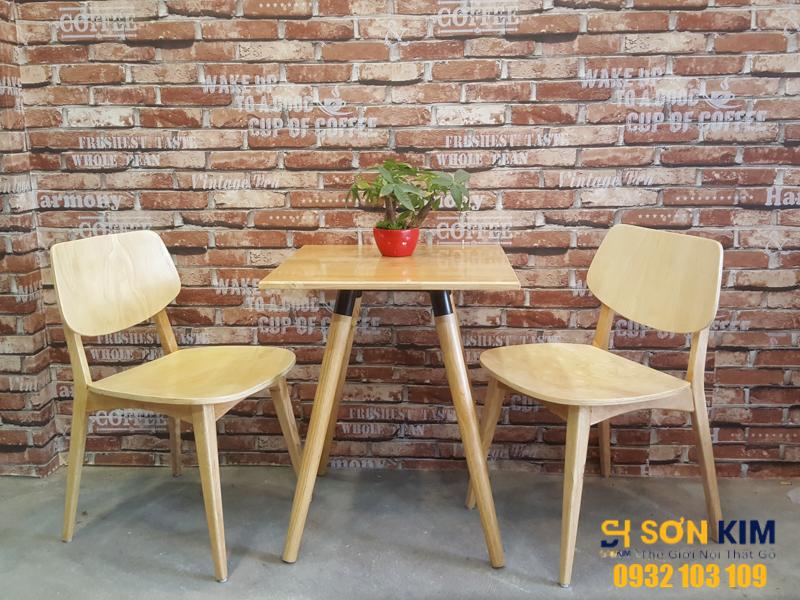bàn ghế cà phê BGC65