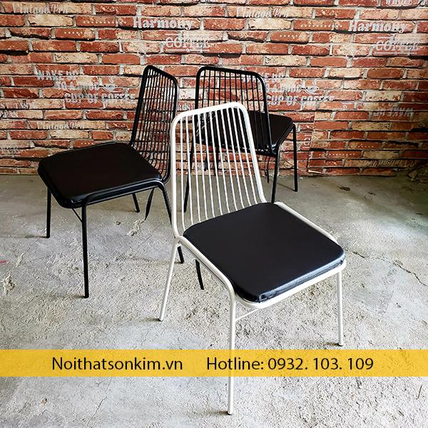 Ghế cafe sắt | ghế cà phê sắt | ghế sắt cafe | ghế sắt cà phê