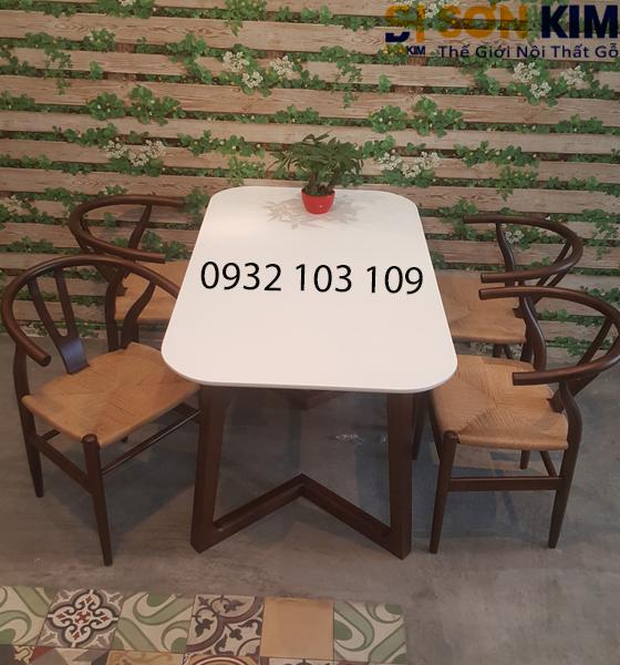 Bàn Ghế Cafe BGC40 Giá Rẻ TPHCM