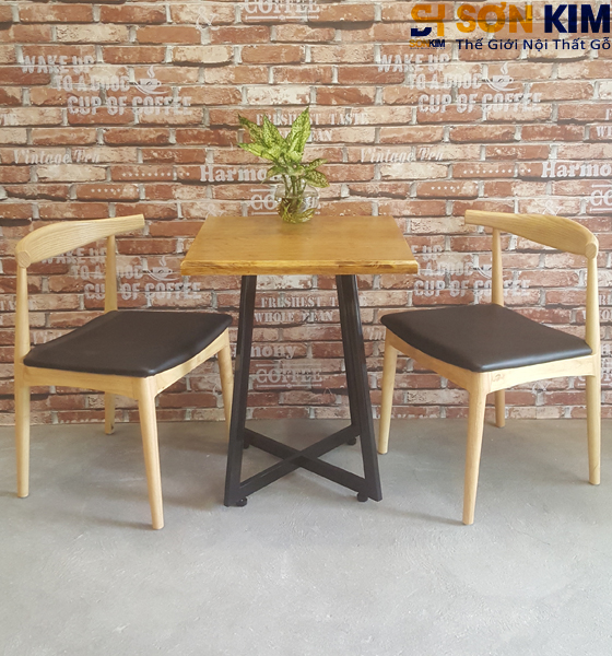 Bàn Ghế Cafe BGC49