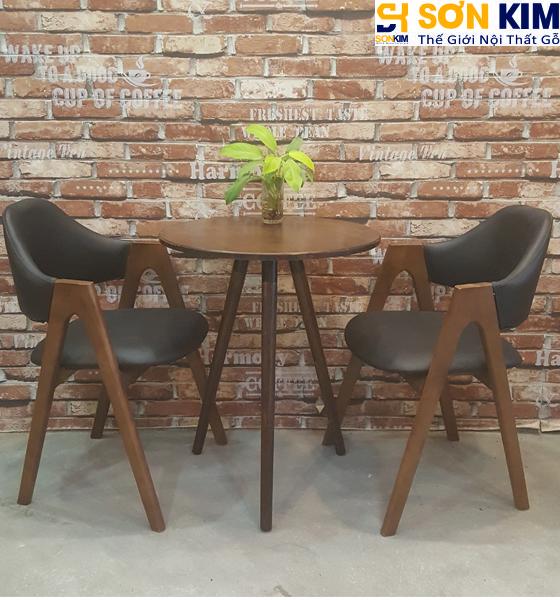 Bàn Ghế Cafe BGC55