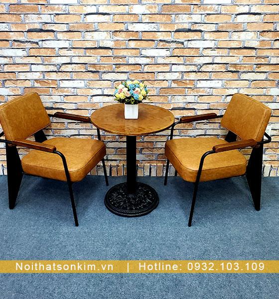 Bàn Ghế Quán Cafe BGC128