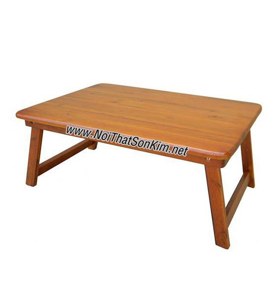 Bàn gỗ bệt ( bàn trà )