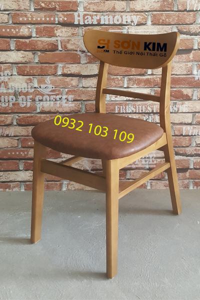 Hình 1: Ghế cafe gc39 giá rẻ TpHCM.