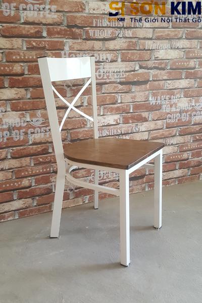 Ghế gỗ cho quán cafe