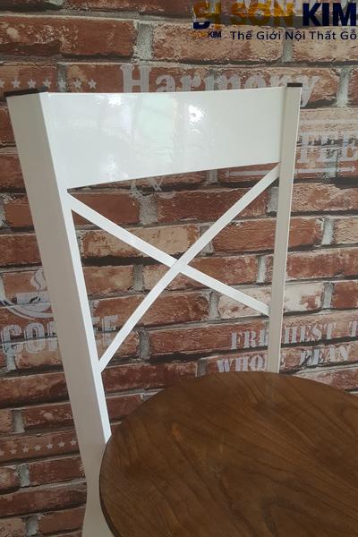 Ghế gỗ quán cafe gc42