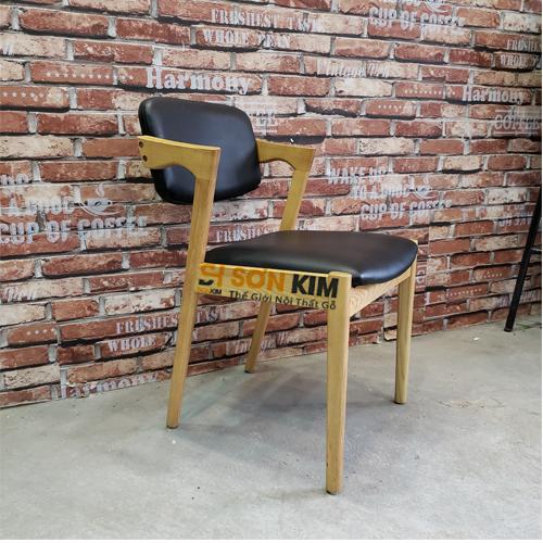 ghế cafe gỗ gc57