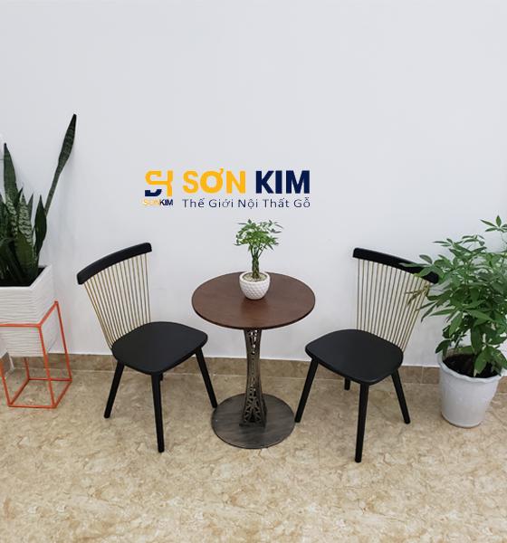 Bàn ghế quán cafe | Bàn ghế cafe đẹp | Bàn ghế đẹp giá rẻ BGC103