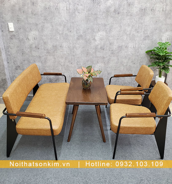 Mẫu Bàn Ghế Cafe BGC134