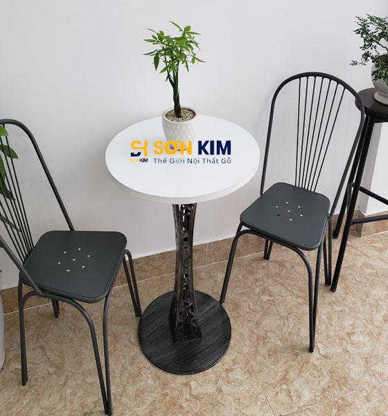 Bàn ghế quán cafe đẹp | Bàn ghế cafe | Bàn ghế cafe giá rẻ BGC99